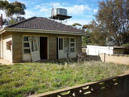Abandoned Quarantine-Station Adelaide Australia