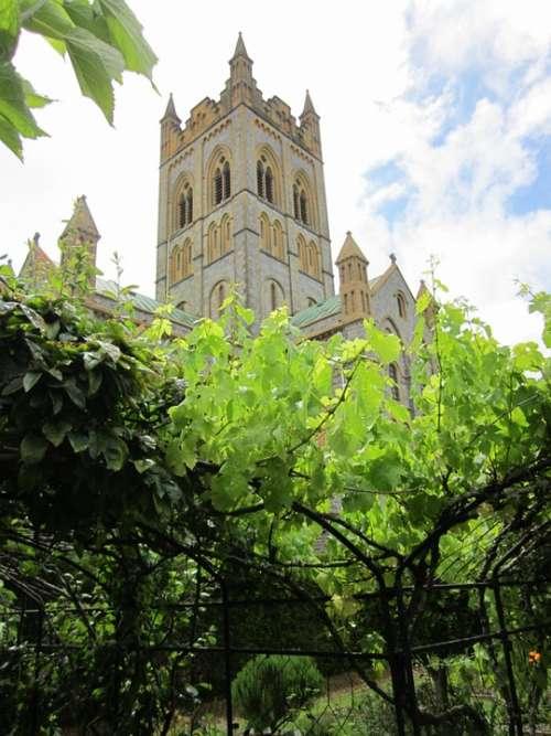 Abbey Church Hope Religion Sky Faith Architecture