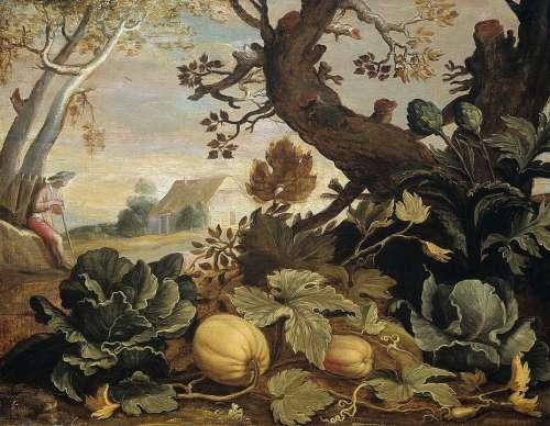 Abraham Bloemaert Painting Art Oil On Canvas