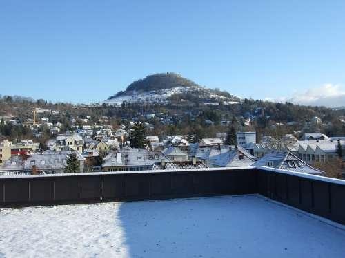 Achalm Winter Reutlingen