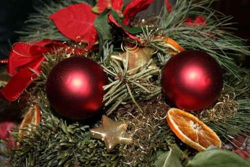 Advent Advent Wreath Christmas Decoration Christmas