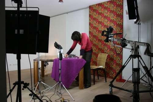 Advertising Film Filming Recordings Image Film