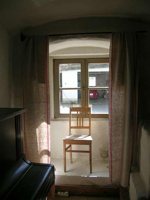 Age Chair Window Summer Light