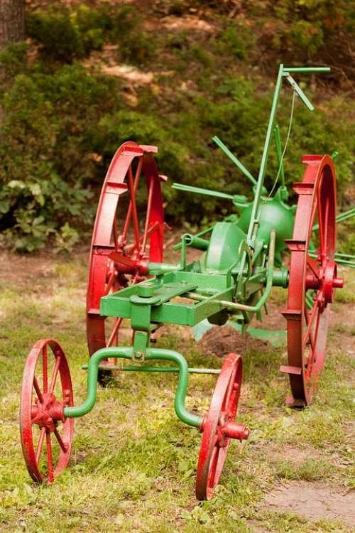Agriculture Equipment Farm Harvester Harvesting