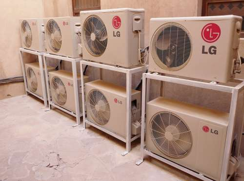 Air Conditioning Ventilation Fan Technology Air