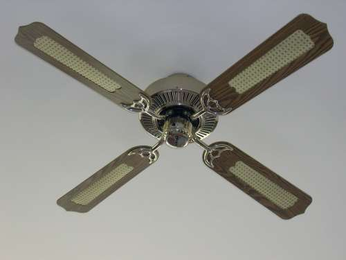 Air Conditioning Fan Ceiling Interior Cooling Wind