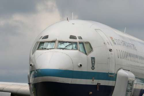 Aircraft Fixed Wing Boeing 707