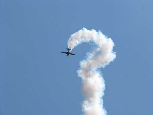 Aircraft Red-Bull Aviator