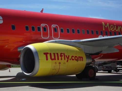 Aircraft Detail Engine Travel Organizer