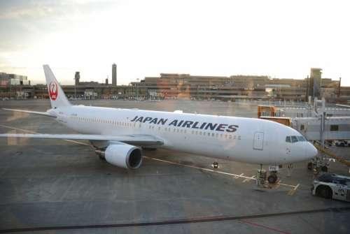 Aircraft Airplane Narita Plane Airport Jet