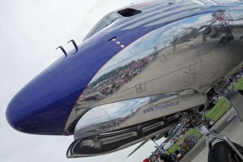 Airplane Flight Transportation Airliner Aviation