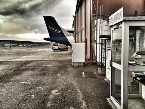Airport Airline Aviation Air Traffic Traffic