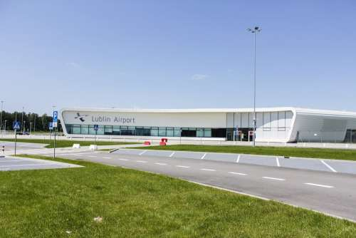 Airport Lublin Terminal Tickets Fly