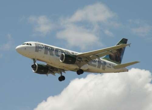 Airport International Denver A320 Airbus Aircrafts