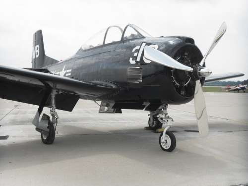 Airport Aircraft Veteran