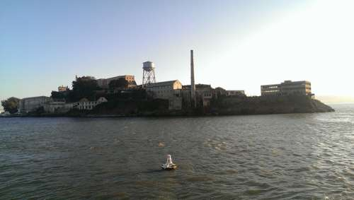Alcatraz The Rock Island Alcatraz Island Prison
