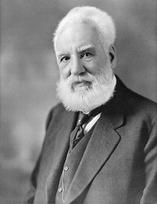 Alexander Graham Bell Scientist Inventor Engineer