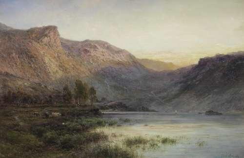 Alfred De Breanski Painting Art Artistic Artistry