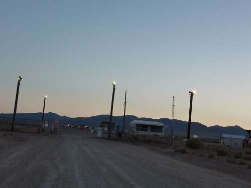 Alien Area 51 Ufo Extraterrestrial Highway Rachel