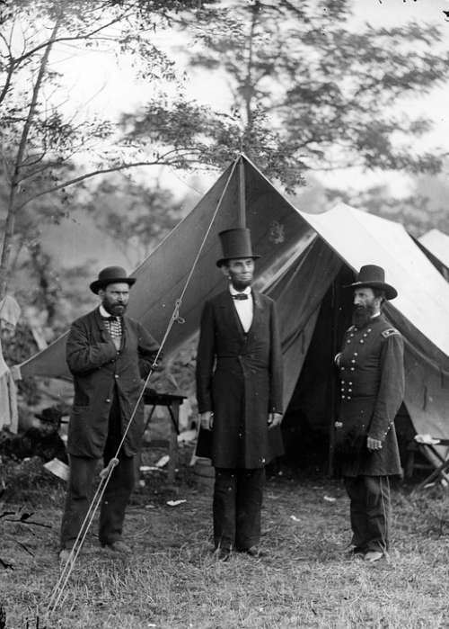 Allan Pinkerton President Abraham Lincoln