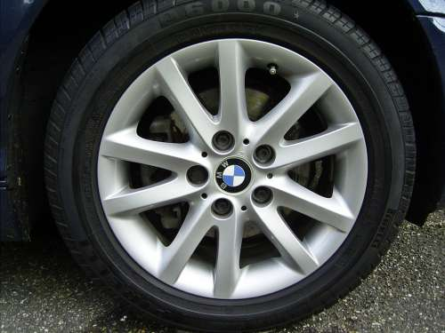 Alloy Wheel Bmw Rim Vehicle Wheel Mature Round
