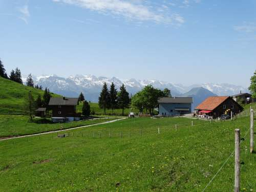 Alm Mountain World Alpine Huts Foresight Cottages