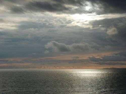 Almeria Beach Sea Costa Zapillo