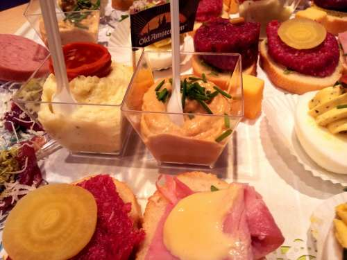 Amuse Snacks Party