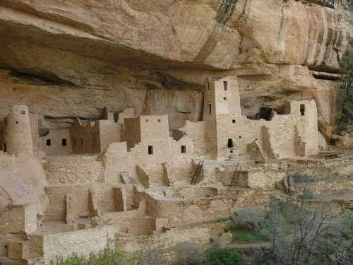 Anasazi Mesa Verde Colorado