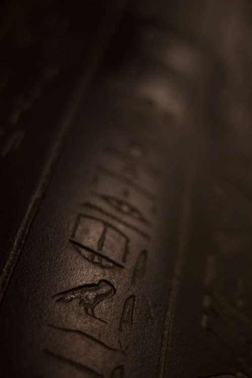 Ancient Times Scripture Hierochliefen Turkey Egypt