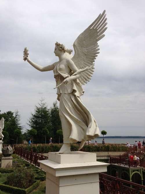 Angel Sculpture Schwerin