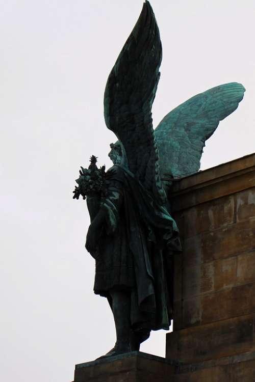 Angel Wings Wing Angel Figure Statue Sculpture