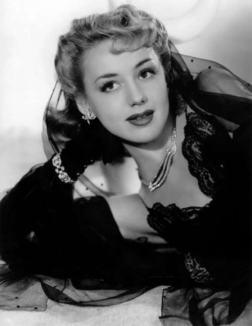 Anne Shirley Actress Dawn O'Day Motion Pictures