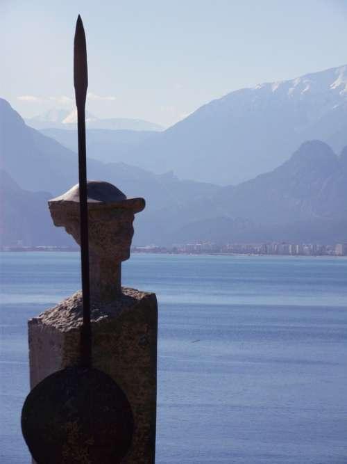 Antalya Karaalioglu Park Sculpture