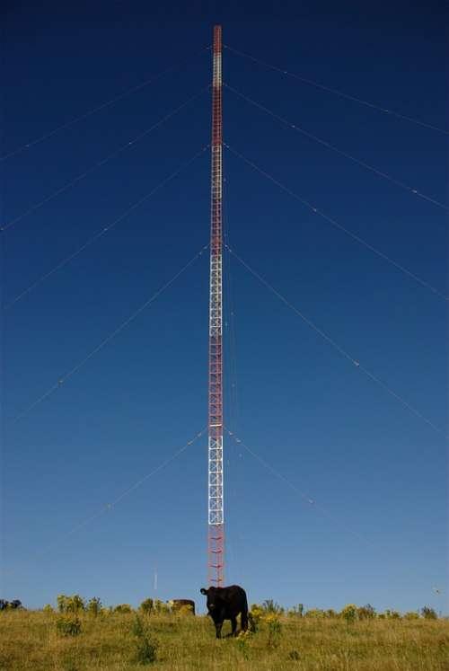 Antenna Aerial Transmission Large