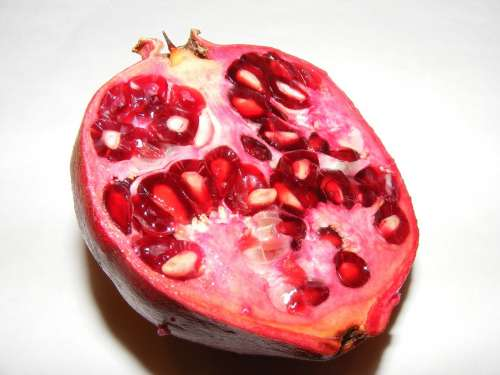 Anti-Aging Fruit Lythraceae Pomegranate Punica