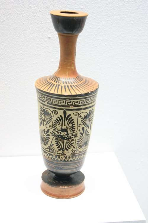 Antique Pottery Ancient Greek Old History
