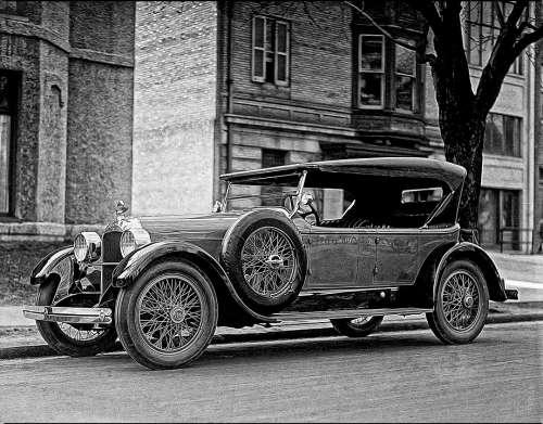Antique Car Dusenberg 1923 Classic Car Vintage