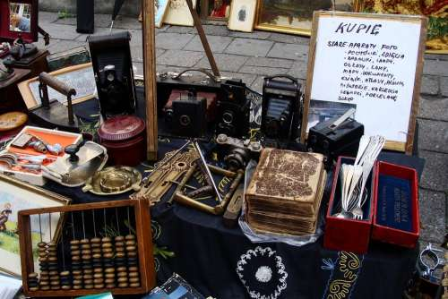 Antiques Market The Festival Buying Conversion