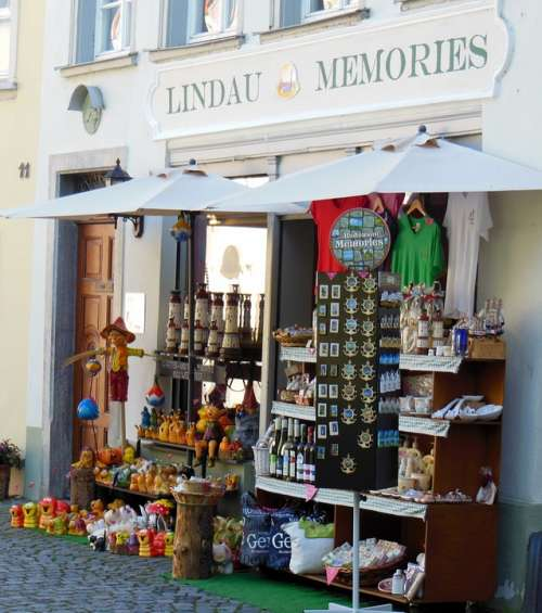 Antiques Memory Music Business Lindau