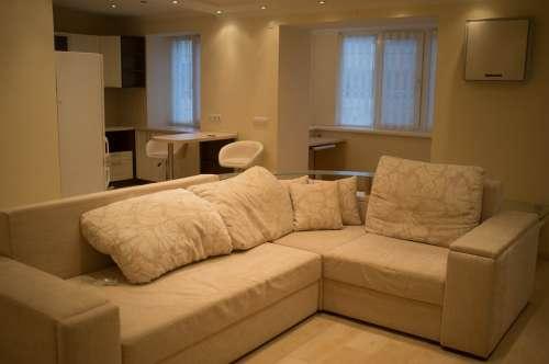 Apartment Sofa Chair