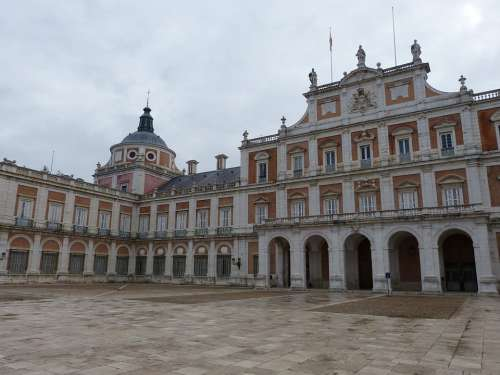 Aranjuez Madrid Spain Castile Castle Palace