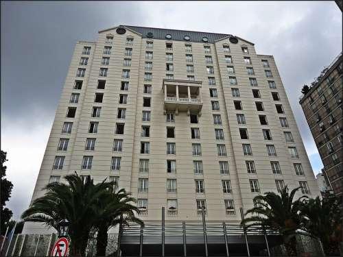 Architecture Building Hotel Construction