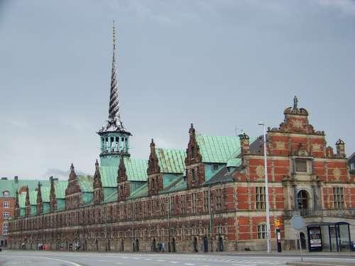 Architecture Cities Denmark