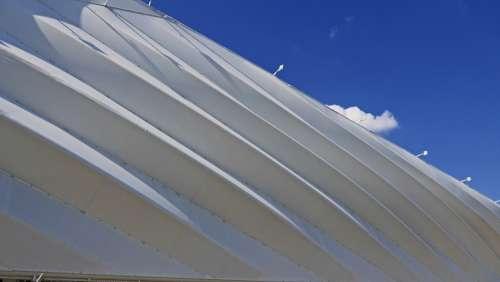 Architecture Modern Stadium Debrecen Hungary