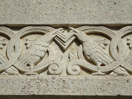 Architecture Carving Historic