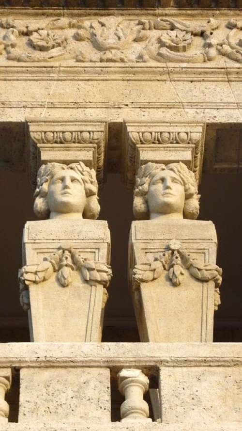 Architecture Statue Travel Column Urban Havana