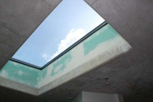 Architecture Window Roof Blanket Shell Dome Sky
