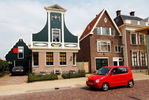 Architecture Building Country Dutch Historic