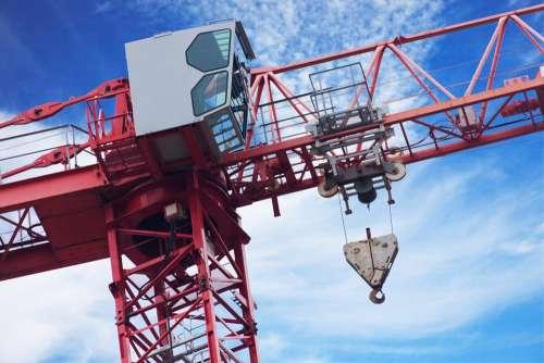 Architecture Build Construction Site Crane